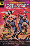 Cover for Space Family Robinson, Lost in Space on Space Station One (Western, 1974 series) #39 [Whitman]