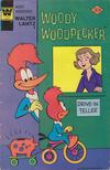 Cover Thumbnail for Walter Lantz Woody Woodpecker (1962 series) #154 [Whitman]