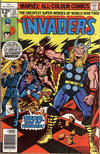 Cover for The Invaders (Marvel, 1975 series) #32 [British]