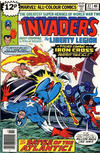 Cover for The Invaders (Marvel, 1975 series) #37 [British]