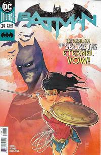 Cover Thumbnail for Batman (DC, 2016 series) #39