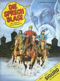 Cover Thumbnail for Die Sprechblase (Norbert Hethke Verlag, 1978 series) #66