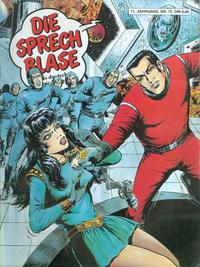 Cover Thumbnail for Die Sprechblase (Norbert Hethke Verlag, 1978 series) #75