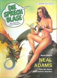 Cover Thumbnail for Die Sprechblase (Norbert Hethke Verlag, 1978 series) #85