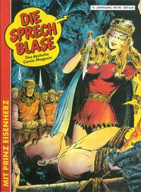 Cover Thumbnail for Die Sprechblase (Norbert Hethke Verlag, 1978 series) #90