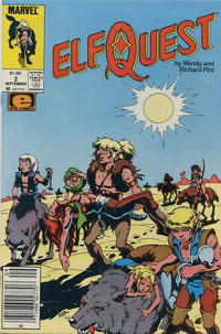 Cover Thumbnail for ElfQuest (Marvel, 1985 series) #2 [Canadian]