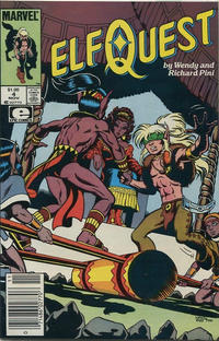 Cover Thumbnail for ElfQuest (Marvel, 1985 series) #4 [Canadian]