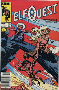 Cover Thumbnail for ElfQuest (Marvel, 1985 series) #5 [Canadian]