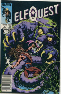 Cover Thumbnail for ElfQuest (Marvel, 1985 series) #6 [Canadian]