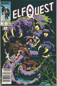 Cover Thumbnail for ElfQuest (Marvel, 1985 series) #6 [Newsstand]