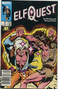 Cover Thumbnail for ElfQuest (Marvel, 1985 series) #9 [Canadian]