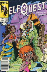 Cover Thumbnail for ElfQuest (Marvel, 1985 series) #13 [Canadian]