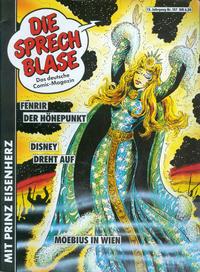 Cover Thumbnail for Die Sprechblase (Norbert Hethke Verlag, 1978 series) #107