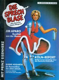 Cover Thumbnail for Die Sprechblase (Norbert Hethke Verlag, 1978 series) #105