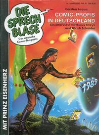 Cover Thumbnail for Die Sprechblase (Norbert Hethke Verlag, 1978 series) #97