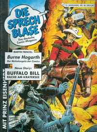 Cover Thumbnail for Die Sprechblase (Norbert Hethke Verlag, 1978 series) #96