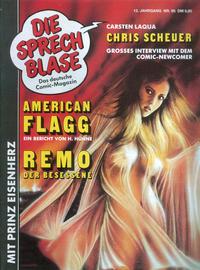 Cover Thumbnail for Die Sprechblase (Norbert Hethke Verlag, 1978 series) #95