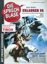 Cover Thumbnail for Die Sprechblase (Norbert Hethke Verlag, 1978 series) #94
