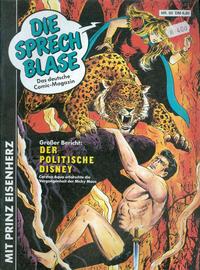 Cover Thumbnail for Die Sprechblase (Norbert Hethke Verlag, 1978 series) #93