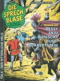 Cover Thumbnail for Die Sprechblase (Norbert Hethke Verlag, 1978 series) #132