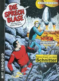 Cover Thumbnail for Die Sprechblase (Norbert Hethke Verlag, 1978 series) #112