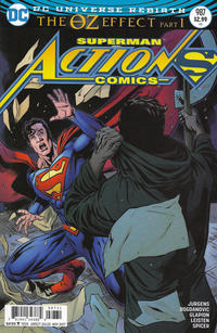 Cover Thumbnail for Action Comics (DC, 2011 series) #987 [Neil Edwards Variant]