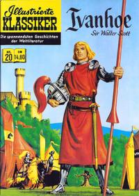 Cover Thumbnail for Illustrierte Klassiker [Classics Illustrated] (Norbert Hethke Verlag, 1991 series) #20 - Ivanhoe