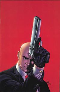 Cover Thumbnail for Agent 47: Birth of the Hitman (Dynamite Entertainment, 2017 series) #2 [Cover D Virgin Art Jonathan Lau]