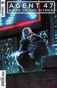 Cover Thumbnail for Agent 47: Birth of the Hitman (Dynamite Entertainment, 2017 series) #1