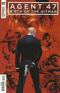 Cover Thumbnail for Agent 47: Birth of the Hitman (Dynamite Entertainment, 2017 series) #1 [Cover B Jonathan Lau]