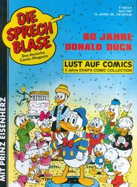Cover Thumbnail for Die Sprechblase (Norbert Hethke Verlag, 1978 series) #136