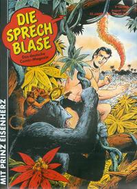 Cover Thumbnail for Die Sprechblase (Norbert Hethke Verlag, 1978 series) #156