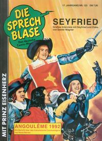 Cover Thumbnail for Die Sprechblase (Norbert Hethke Verlag, 1978 series) #123