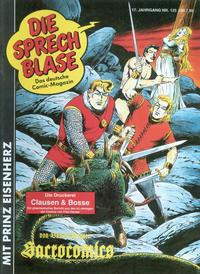 Cover Thumbnail for Die Sprechblase (Norbert Hethke Verlag, 1978 series) #125