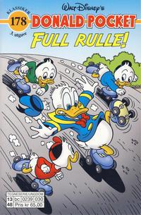 Cover Thumbnail for Donald Pocket (Hjemmet / Egmont, 1968 series) #178 - Full rulle [3. utgave bc 0239 030]