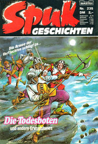 Cover Thumbnail for Spuk Geschichten (Bastei Verlag, 1978 series) #235