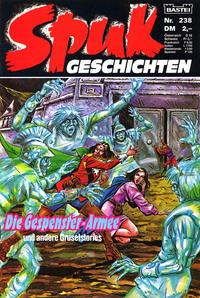 Cover Thumbnail for Spuk Geschichten (Bastei Verlag, 1978 series) #238