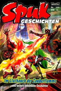 Cover Thumbnail for Spuk Geschichten (Bastei Verlag, 1978 series) #390