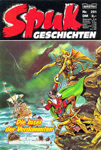 Cover Thumbnail for Spuk Geschichten (Bastei Verlag, 1978 series) #261