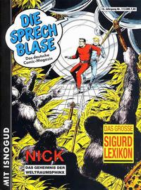 Cover Thumbnail for Die Sprechblase (Norbert Hethke Verlag, 1978 series) #113