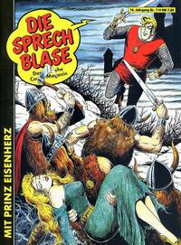 Cover Thumbnail for Die Sprechblase (Norbert Hethke Verlag, 1978 series) #114