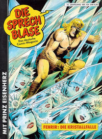 Cover Thumbnail for Die Sprechblase (Norbert Hethke Verlag, 1978 series) #104