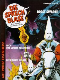 Cover Thumbnail for Die Sprechblase (Norbert Hethke Verlag, 1978 series) #108