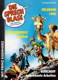 Cover Thumbnail for Die Sprechblase (Norbert Hethke Verlag, 1978 series) #109