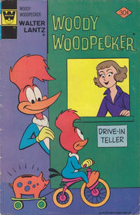 Cover Thumbnail for Walter Lantz Woody Woodpecker (Western, 1962 series) #154 [Whitman]