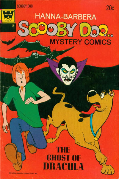 Cover for Hanna-Barbera Scooby-Doo...Mystery Comics (Western, 1973 series) #25