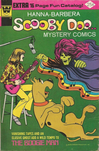 Cover for Hanna-Barbera Scooby-Doo...Mystery Comics (Western, 1973 series) #29 [Whitman]