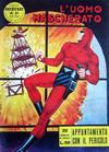 Cover for L'Uomo Mascherato [Avventure americane] (Edizioni Fratelli Spada, 1962 series) #61