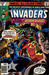 Cover for The Invaders (Marvel, 1975 series) #40 [British]