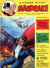 Cover for Mandrake - Albi del Vascello - Serie cronologica (Edizioni Fratelli Spada, 1972 series) #25